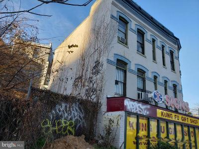 Noma Single Family Home For Sale: 301 New York Avenue NW