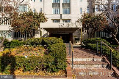 Washington Condo For Sale: 1727 Massachusetts Avenue NW #811