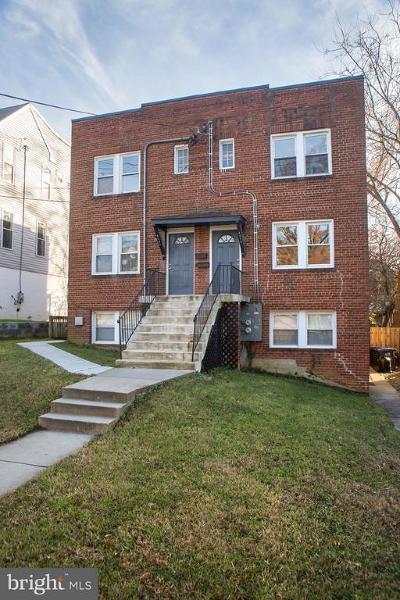 Washington Multi Family Home For Sale: 4221 Grant Street NE