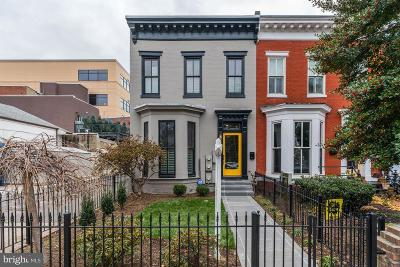 Logan, Logan Circle, U Street/Logan Townhouse For Sale: 1402 S Street NW
