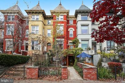 Columbia Heights, Columbia Heights/U St Townhouse For Sale: 1207 Kenyon Street NW