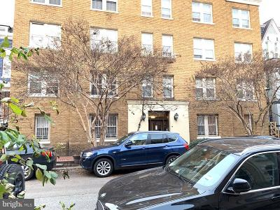 Rental For Rent: 1731 Willard Street NW #501