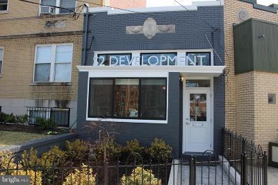 Washington Multi Family Home For Sale: 1509 Rhode Island Avenue NE