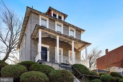 Washington Single Family Home For Sale: 4235 Hayes Street NE