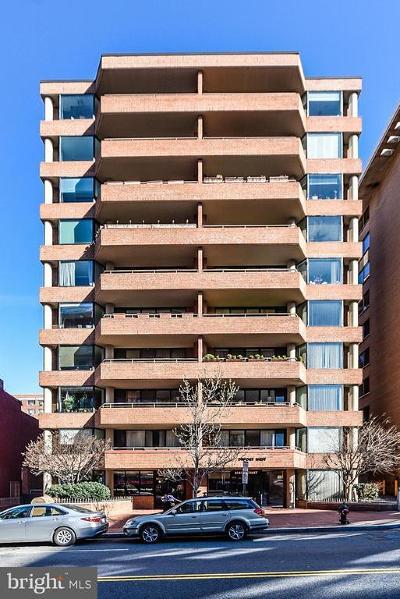 Dupont Circle Rental For Rent: 2141 P Street NW #305