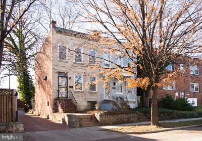 Washington Townhouse For Auction: 1437 E Street NE