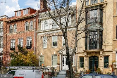 Washington Condo For Sale: 1845 Kalorama Road NW #1