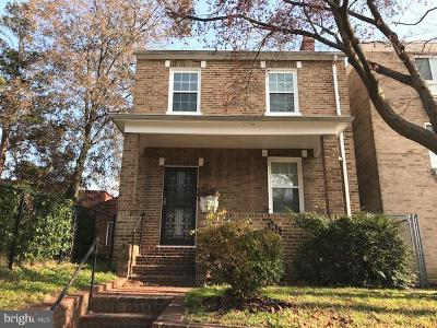 Petworth, Petworth/16th Street Heights, Petworth/Brightwood, Petwoth Single Family Home For Sale: 5525 5th Street NW