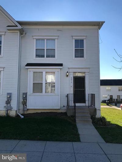 Washington Townhouse For Sale: 1816 Bruce Place SE