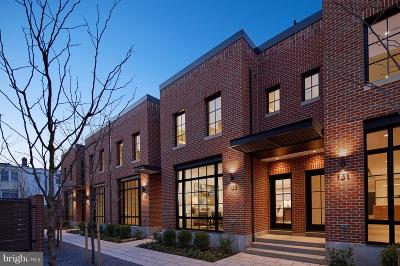 Bloomingdale Townhouse For Sale: 133 W Street NW