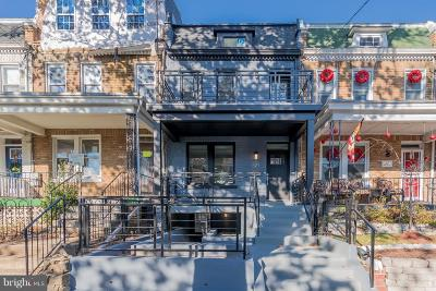 Petworth, Petworth/16th Street Heights, Petworth/Brightwood, Petwoth Townhouse Active Under Contract: 621 Longfellow Street NW