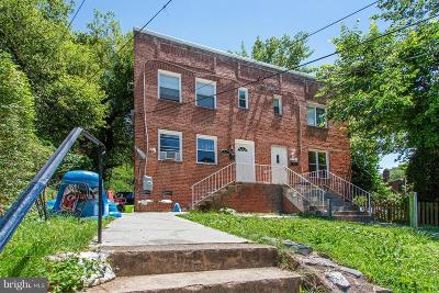 Congress Heights Townhouse Under Contract: 2978 2nd Street SE