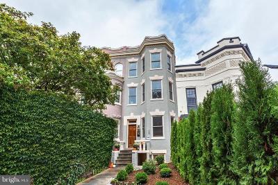 Washington Townhouse For Sale: 720 E Capitol Street NE