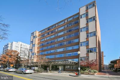 Dupont Circle Condo Active Under Contract: 1545 18th Street NW #603