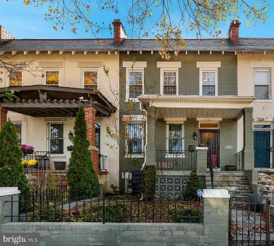 Washington Townhouse For Sale: 64 Channing Street NW