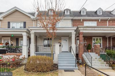 Petworth, Petworth/16th Street Heights, Petworth/Brightwood, Petwoth Townhouse For Sale: 328 Emerson Street NW