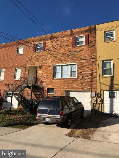 Townhouse For Sale: 1802 Irving Street NE