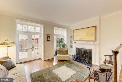 Washington Townhouse For Sale: 4403 Westover Place NW