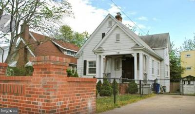 Brightwood Rental For Rent: 338 Quackenbos Street NW