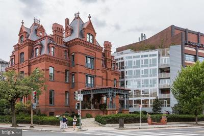 Dupont Circle Condo For Sale: 2002 Massachusetts Avenue NW #PENTHOUS