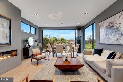 Washington Single Family Home For Sale: 1522 Foxhall Road NW
