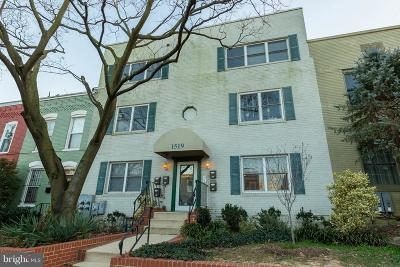 Capitol Hill Condo For Sale: 1519 Constitution Avenue NE #102