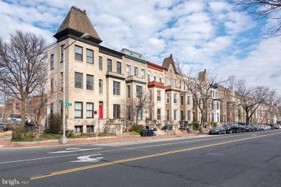Washington Condo For Sale: 1767 U Street NW #4