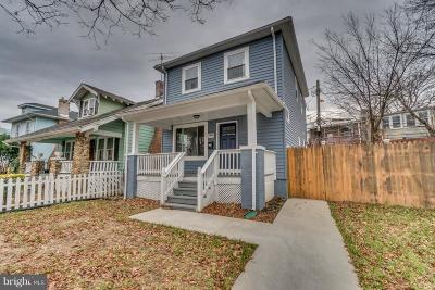 Petworth Rental For Rent: 5408 Illinois Avenue NW