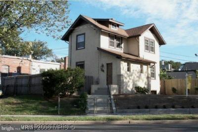 Brookland Single Family Home For Sale: 1123 Michigan Avenue NE