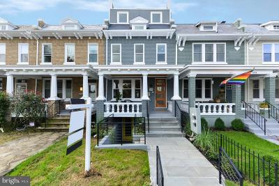 Columbia Heights Rental For Rent: 1232 Quincy Street NW #1