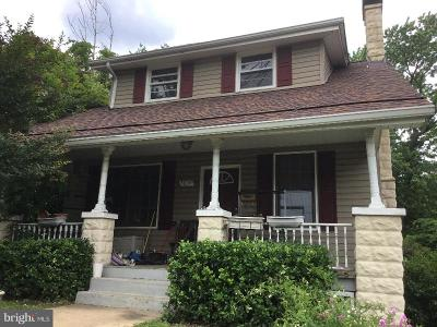 Washington Single Family Home For Sale: 3034 Otis Street NE