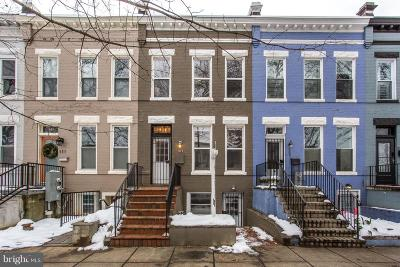 Capitol Hill Townhouse For Sale: 109 15th Street SE