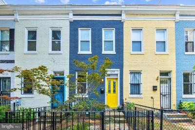 Washington Townhouse For Sale: 1209 Florida Avenue NE