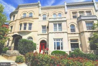 Kalorama Rental For Rent: 1807 Phelps Place NW