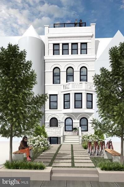 Washington Condo For Sale: 2030 16th Street NW #1