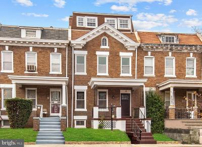 Washington DC Townhouse For Sale: $1,099,900