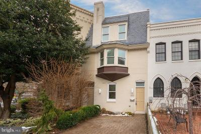 Washington DC Townhouse For Sale: $998,500