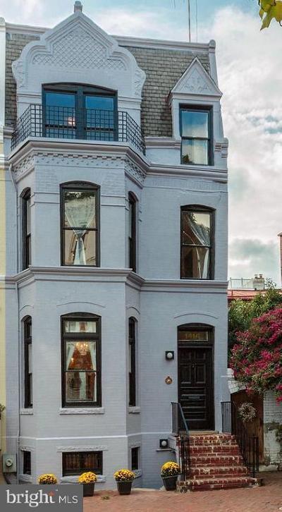 Washington Rental For Rent: 1414 29th Street NW
