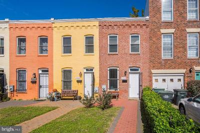 Washington Townhouse For Sale: 1518 Massachusetts Avenue SE