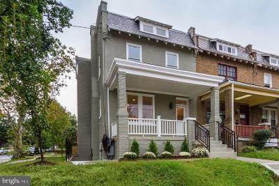 Petworth Condo For Sale: 5521 3rd Street NW #TWO