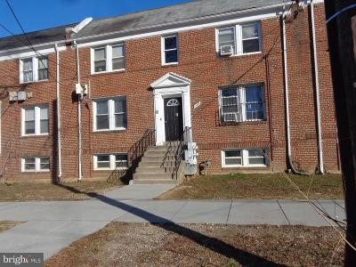 Washington Multi Family Home Active Under Contract: 1508 18th Street SE