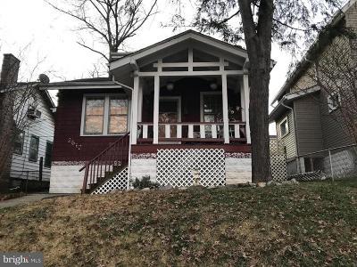 Michigan Park Single Family Home For Sale: 2612 22nd Street NE