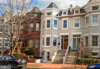 Capitol Hill Townhouse For Sale: 439 10th Street NE