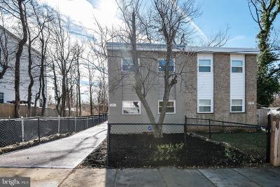 Deanwood Single Family Home For Sale: 5703 Eads Street NE