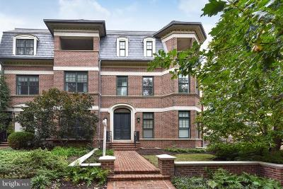 Woodley Park Rental For Rent: 2733 Cathedral Avenue NW