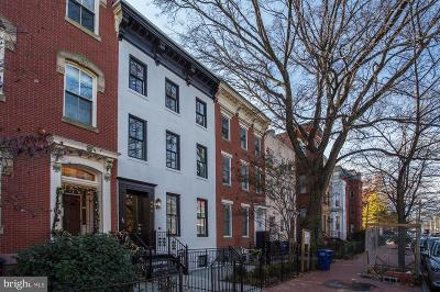 Mount Vernon Square Condo For Sale: 448 M Street NW #4