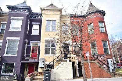 Eckington Townhouse For Sale: 1742 N Capitol Street NW
