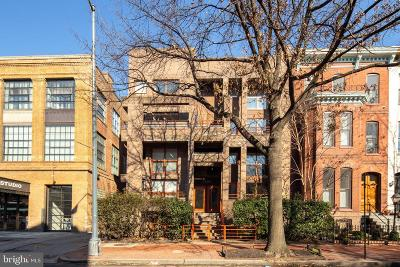 Logan Circle Condo For Sale: 1309 P Street NW #1