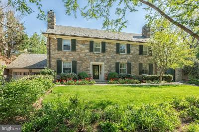 Washington Single Family Home For Sale: 3241 Woodland Drive NW