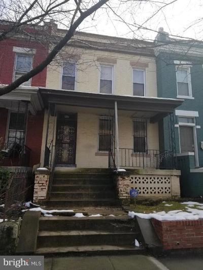Old City #1 Townhouse Under Contract: 907 L Street NE